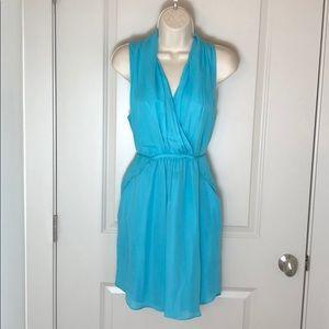 Alice & Trixie Blue Kacy Dress NWT